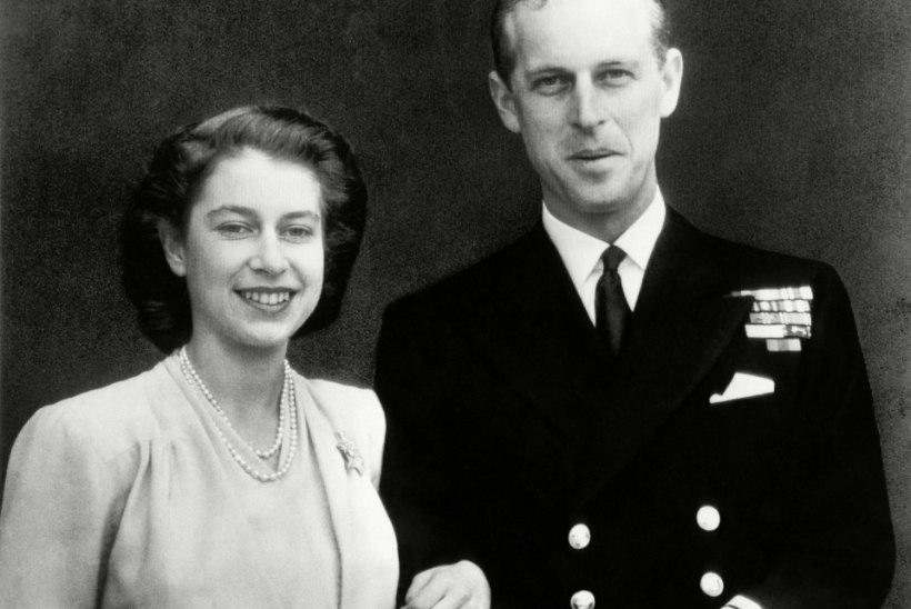 Uus kõmuteos: prints Philip oli abielludes hoopis teise naisesse armunud