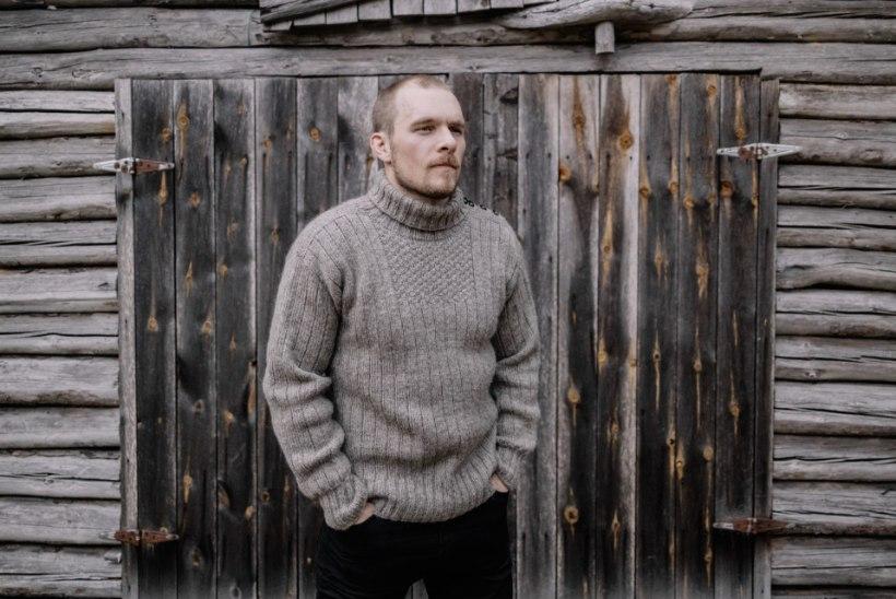 MUSTREID MUJALT | Tuhast tõusnud Põhja-Soome kalurikampsun, mida koovad isegi mehed