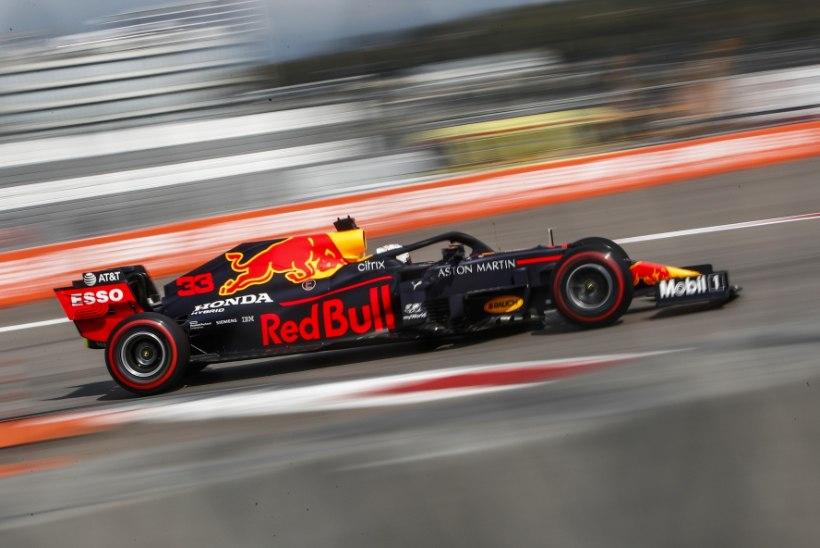 Red Bulli vormelitiim sai ootamatu tagasilöögi