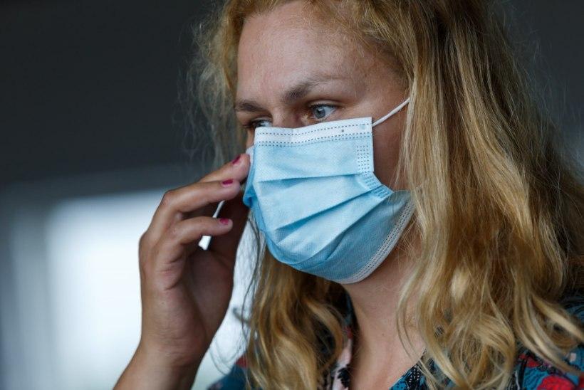 Terviseamet: soovitame kanda maske poodides ja ühistranspordis, välisreisid tuleb ära jätta