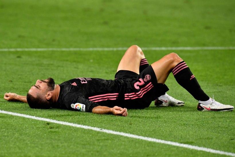 Madridi Reali kaitsjat ootab pikk vigastuspaus