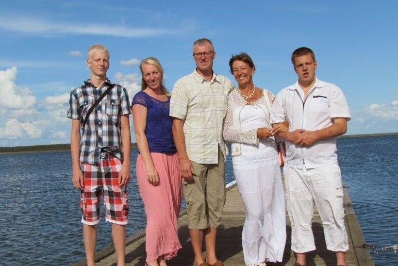 Vaata, kes on Eesti sportlikumad perekonnad