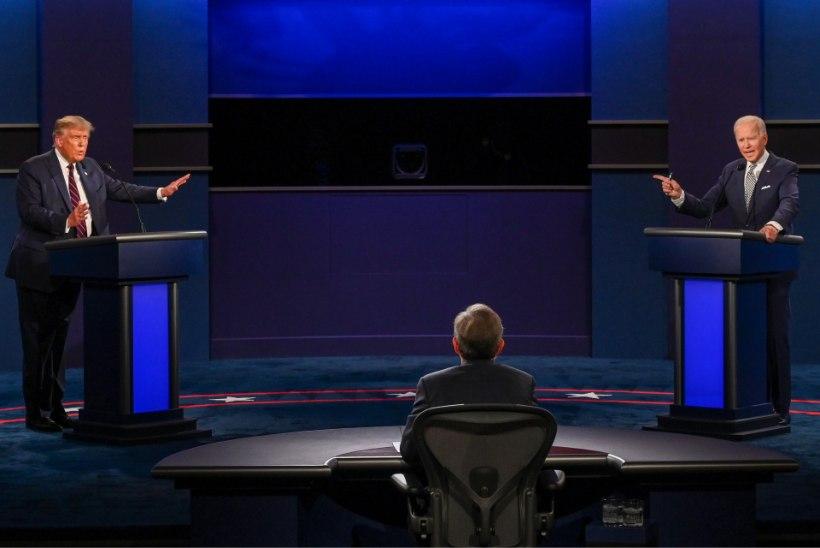 Marina Kaljurand: Biden libastus, kui Trumpi klouniks sõimas