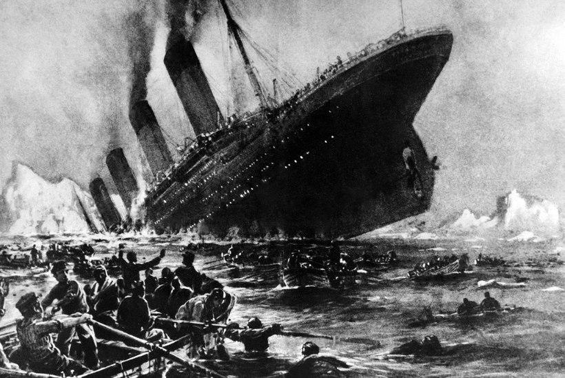 MUUMIA NEEDUSEST SABOTAAŽINI: laevahukud on sünnitanud ohtralt vandenõuteooriaid