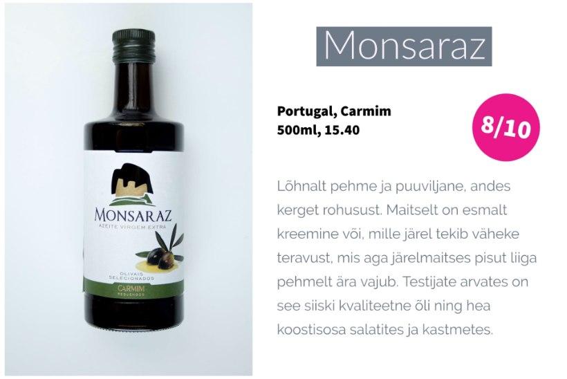 TIIU TEST   Kvaliteetse oliiviõli järele ei pea sõitma Itaaliasse
