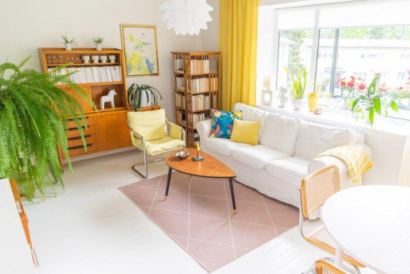 FOTOLUGU | Kogemata korteri omanikuks, kus kohtuvad minimalism ja kodune lapsemeelsus