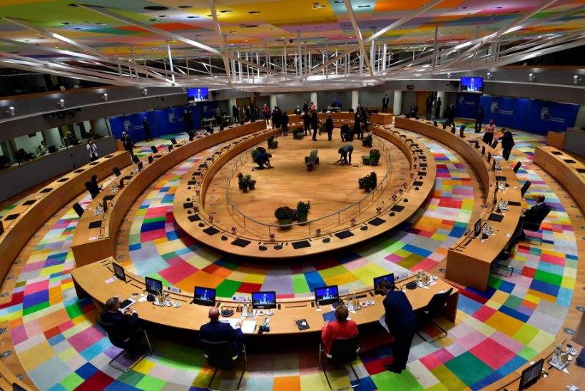 Euroopa Liit lisas 40 isikut Valgevene vastu kehtestatud sanktsioonide loetellu