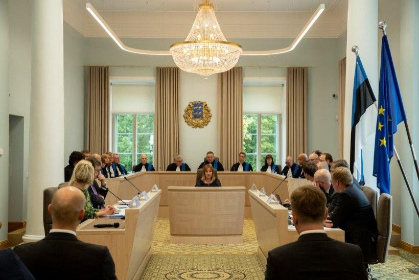 Riigikohus selgitas pensionireformi kohtuotsuse tagamaid