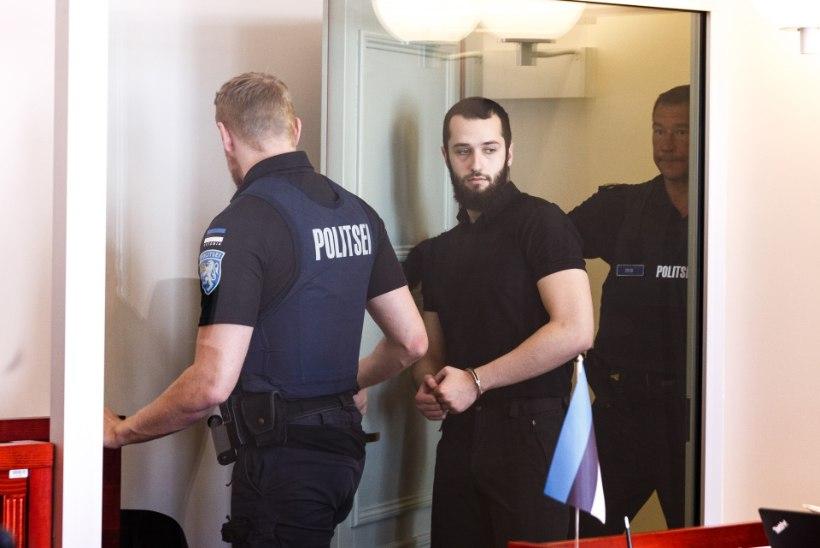 Laagna tee surmaavarii põhjustaja Isa Khalilovi kriminaalasi jõudis kohtusse