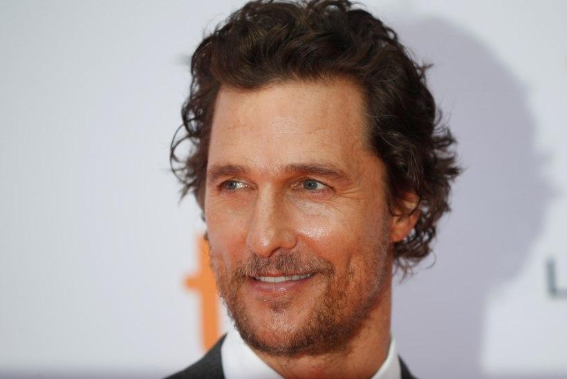 MAGUS SURM? Matthew McConaughey väidab, et ta isa suri keset seksi