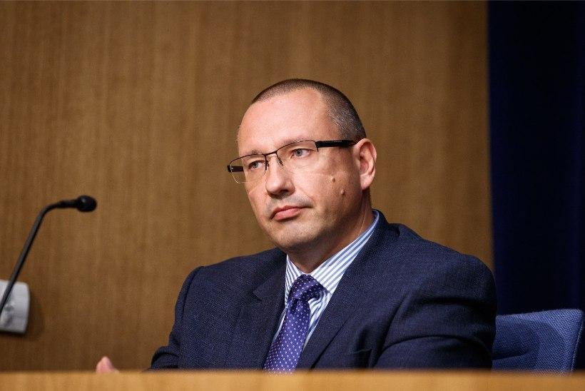 OH ÜLLATUST! Lääne-Tallinna Keskhaigla uueks juhiks valitigi Arkadi Popov
