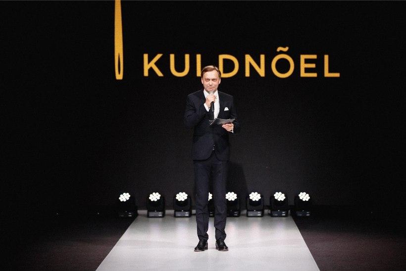 GALERII JA VIDEO | Eesti moedisaini ihaldatuima auhinna Kuldnõel võitja on Roberta Einer