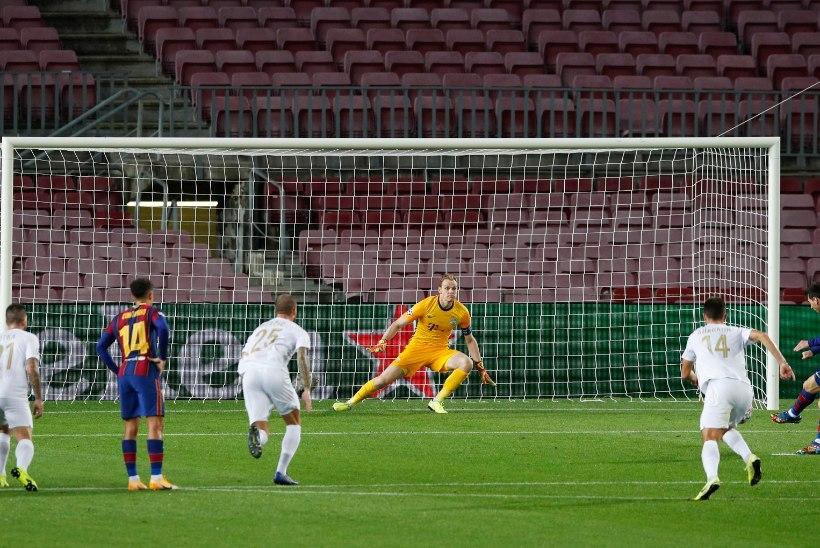 MEISTRITE LIIGA | Manchester United alistas PSG, Messi tegi Barca võidumängus taaskord ajalugu