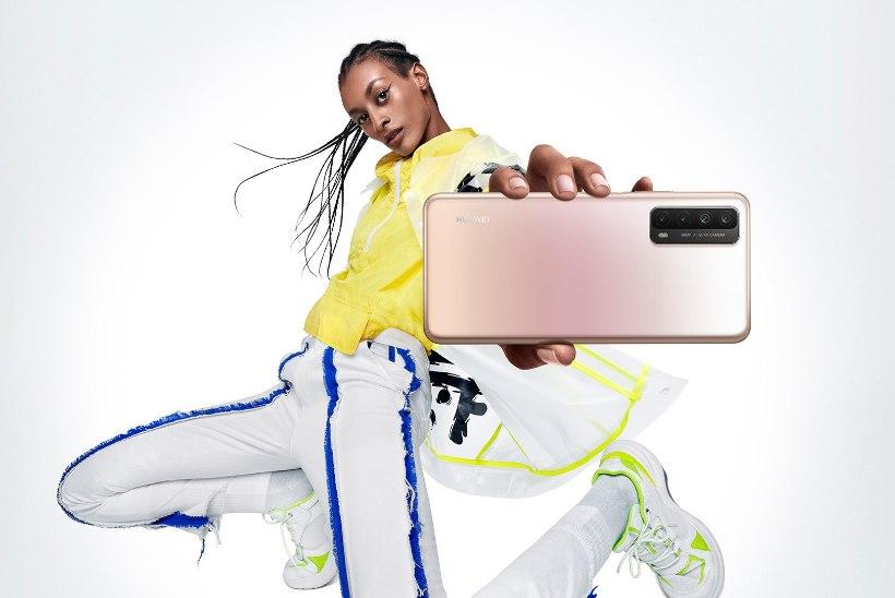 ARVUSTUS   Huawei P smart 2021 telefonil on kõik, mida tänapäeva inimene vajab!