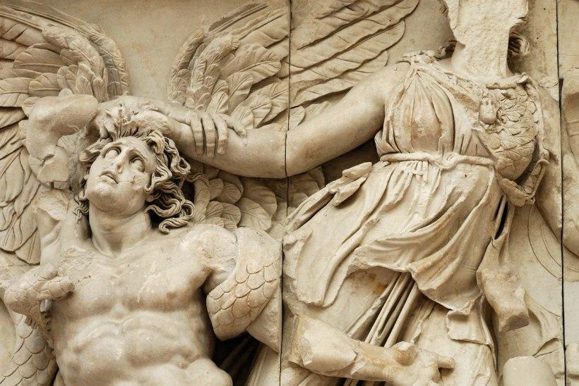 MÜSTIKA: tundmatu vandaal rikkus Berliini muuseumides üle 70 teose