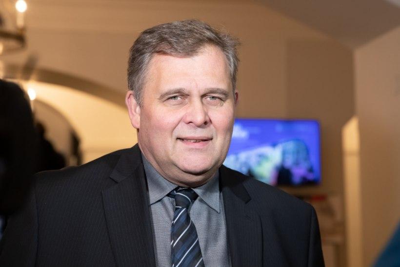 Raivo Aeg ei toeta Krossi mitmikkodakondsuse eelnõu: see on julgeolekurisk