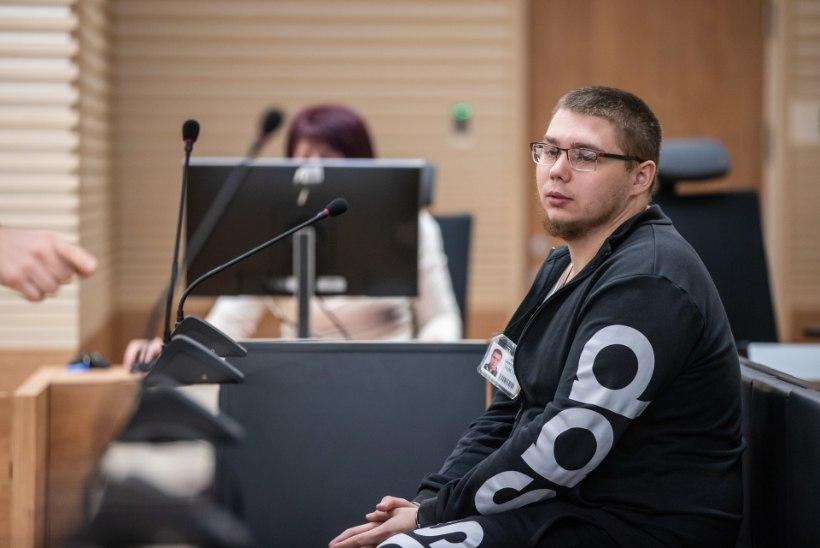 Ränk süüdistus: mees pussitas ohvrit 14 korral