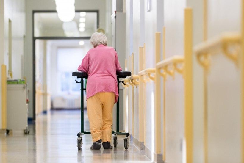Helmen Kütt | Hooldekodu elanikke ei tohi panna luku taha surema