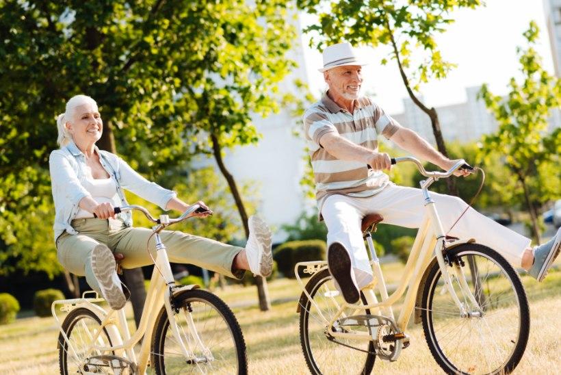 Miks eestlased järjest vanemaks elavad?