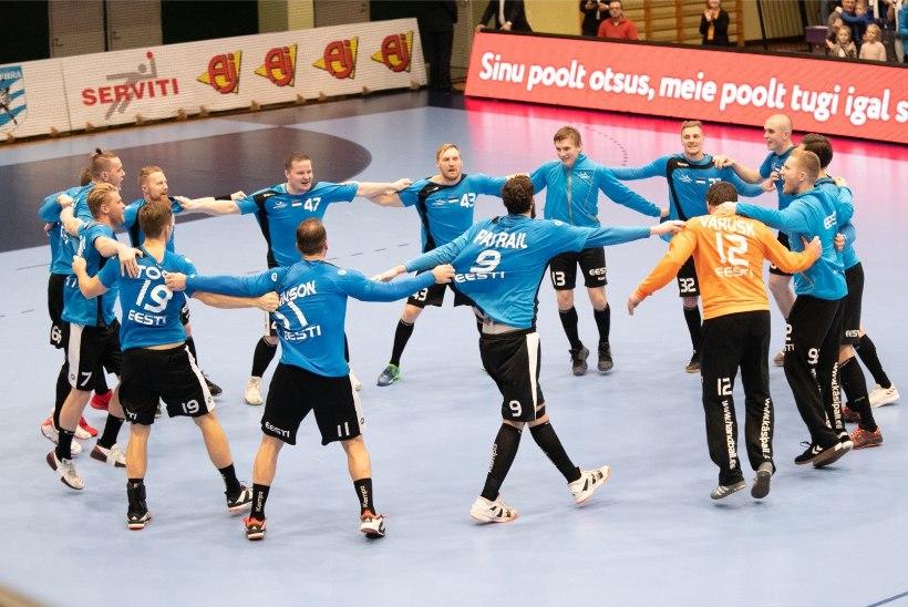 Saksa käsipallikoondis soovib pääseda kohustuslikest kooronatestidest: tuleme otse lennult mängule ja lahkume kohe peale matši