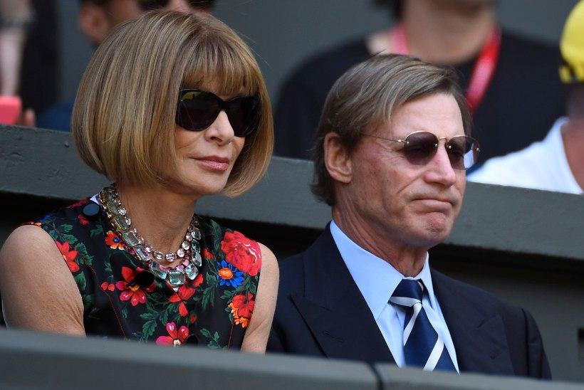 Moemaailma valitsejanna Anna Wintour lahutab 16 aastat kestnud abielu