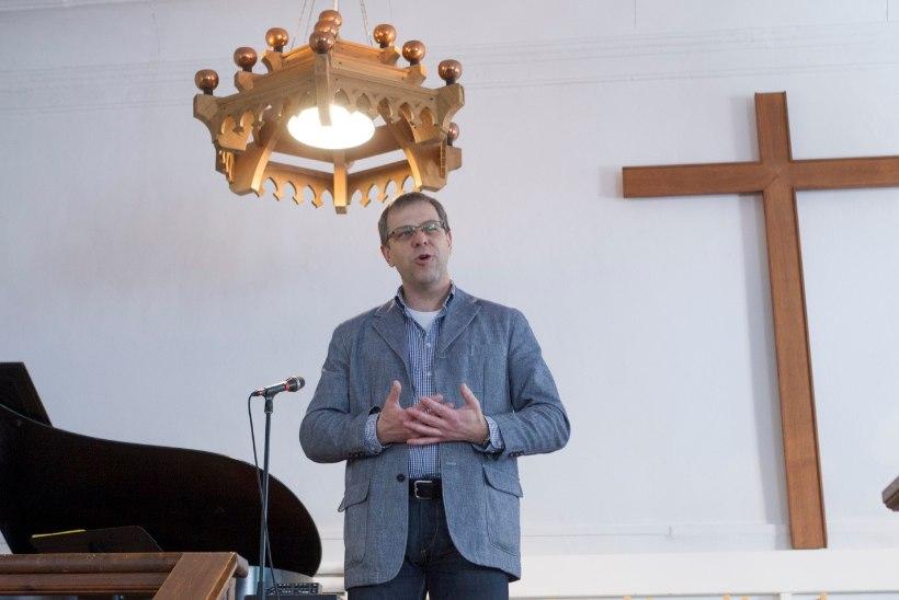Baptistide liidu president: Eesti kirikupead on samasooliste kooselu kohta juba kõik öelnud