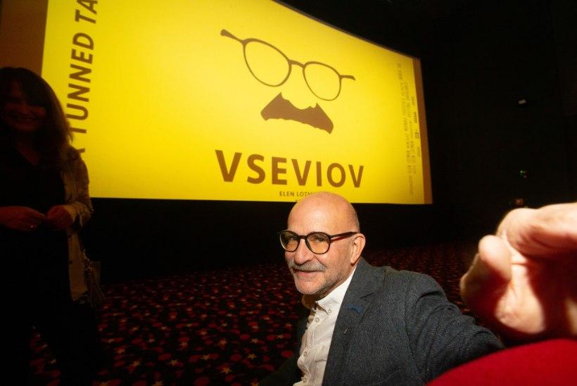 GALERII   Vaata, kes kogunesid David Vseviovi elust pajatava dokfilmi esilinastusele