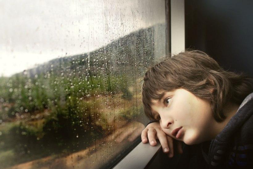 """Lahutatud vanemate lastel on täiskasvanuna vähem """"armastusehormooni"""""""