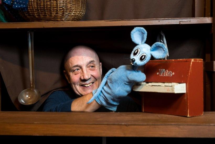 """Üle 40 aasta nukuteatrit juhtinud Altmar Looris tüdimust ei tunne: """"Ju ma olen siis teiselt planeedilt."""""""