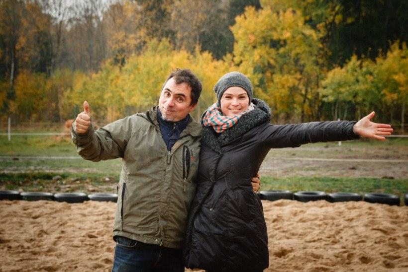 TERE TULEMAST HEA TUJU FARMI! Venemaalt pärit klounipaar tahab Eestisse rajada oma koduloomateatri