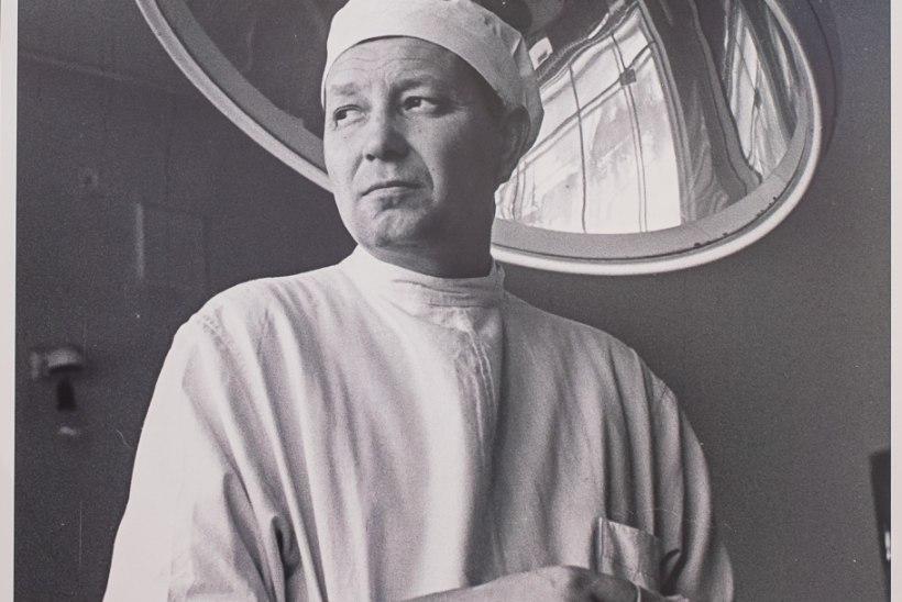 GALERII | Miks patsient urineeris läbi sõela? Avati näitus Eesti vanima haigla ajaloost