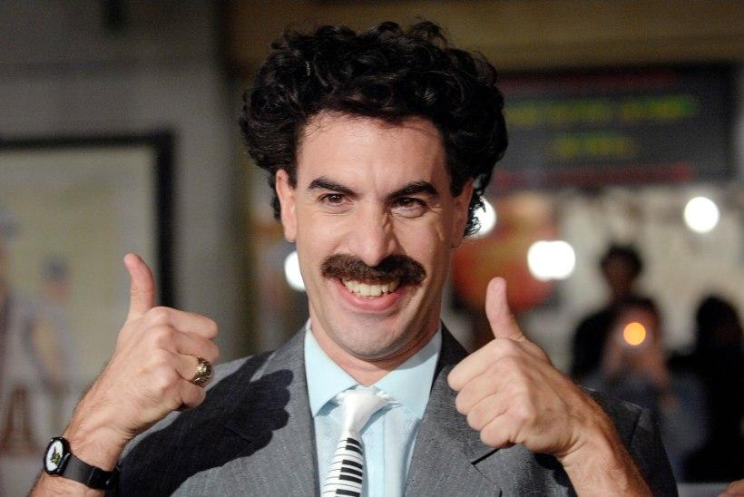 Käsi püksis?! Trumpi ihuadvokaat mässiti uues Borati-filmis seksiskandaali