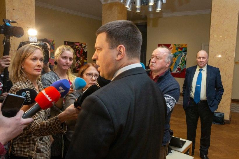SKANDAALIDE PINGERIDA: Jüri Ratase karjääri raskeim kriis ei mahu EKRE puhul isegi esikolmikusse!