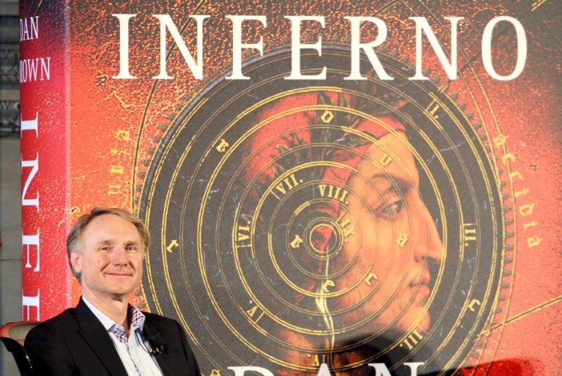 """Dan Browni """"Infernot"""" tõlgiti punkris, mida valvasid kaks relvastatud valvurit"""