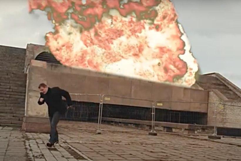 """HUUMOR KUUBIS! Eestis tehtud """"Teneti"""" paroodia teeb Nolani filmile silmad ette"""