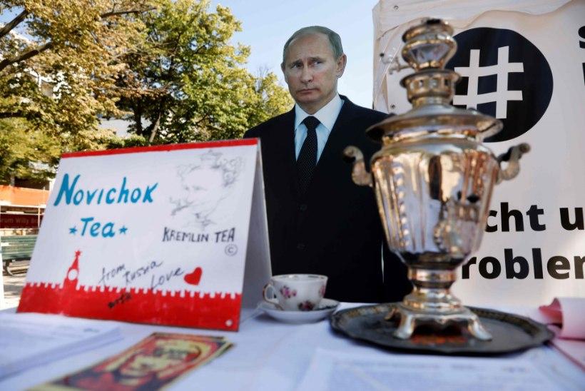President Putin: pidin isiklikult sekkuma, et Navalnõi Saksamaale ravile saadetaks