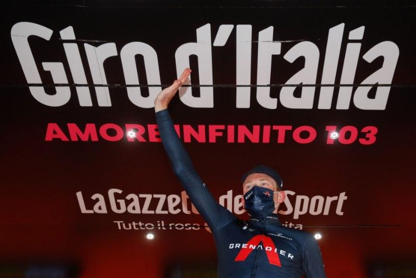 Girol on otsustava päeva eel kaksikjuhtimine, Räim lõpetas Vuelta etapi viimasena
