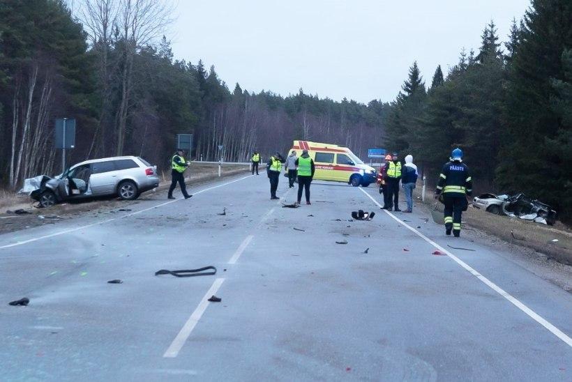 """Saaremaa surmakutsar kihutas juba Kuressaares. """"Ta pilk oli klaasistunud."""""""
