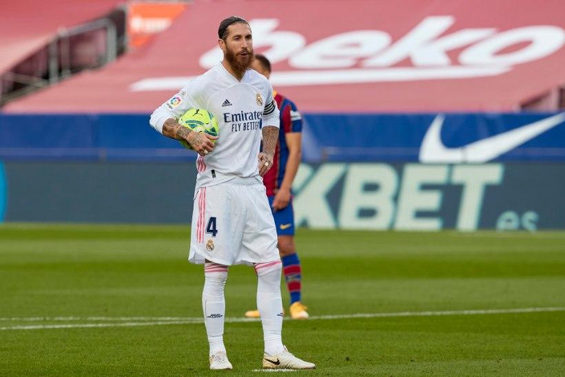 VIDEO | Madridi Real alistas Barcelona skandaalse penalti abil