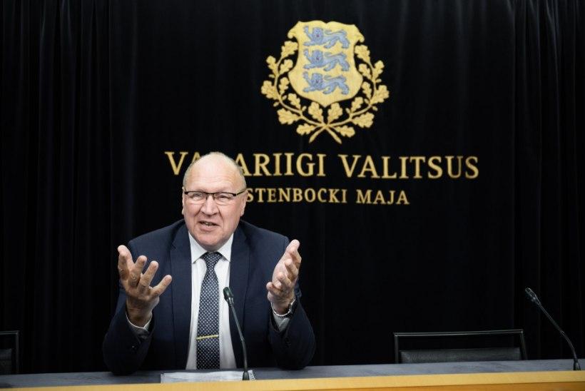 """""""Räägime asjast"""": Mart Helme: Kaja Kallas luhtas võimaluse luua uus koalitsioon"""