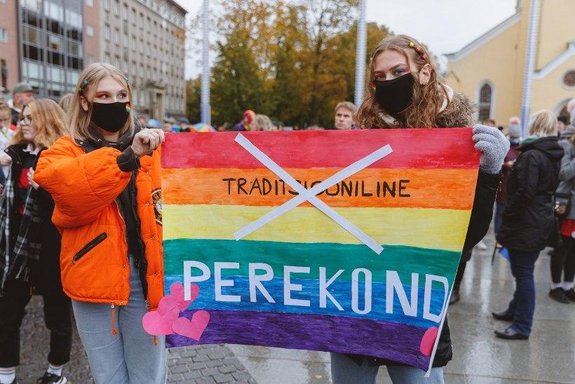 """""""Olukorrast riigis"""": abielureferendumit ei tule, sest hääli ei saada kokku"""