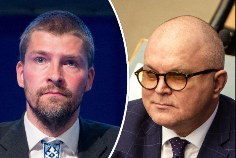 EKRE fraktsiooni esimees Siim Pohlak: Reitelmanni sõnad polnud ilusad, aga ERRi eetris domineeris saatetegijate isiklik maailmavaade