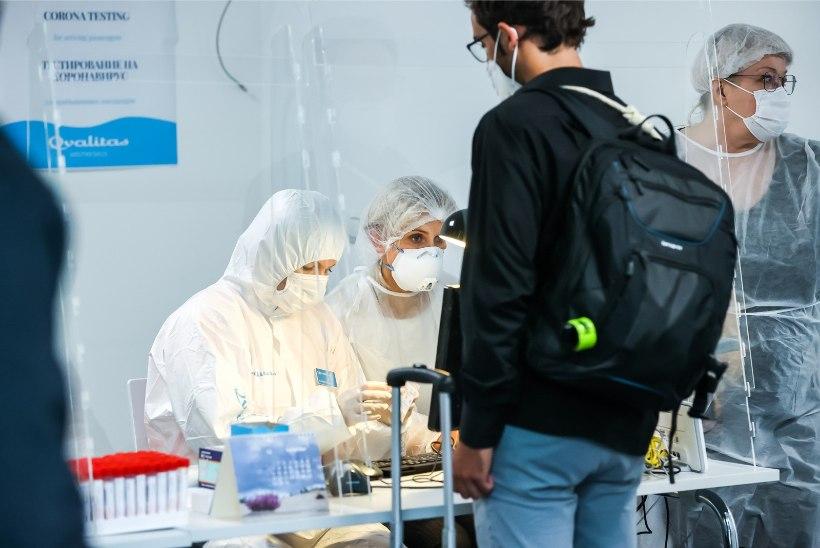 Terviseamet: ööpäevaga lisandus 60 koroonapositiivset, viirus leiti ka 22 Sloveenia naisjalgpallurilt