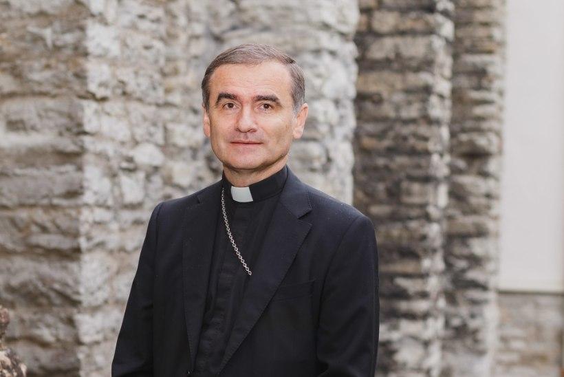 Nagu paavst, nii ka Eesti kirikujuhid: abielu on kiriku, samasooliste kooselu riigi asi