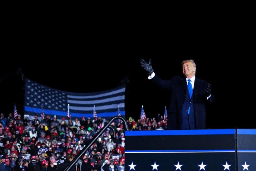 Koroona mõju: USA presidendivalimistel on eelhääletanud 57 miljonit inimest