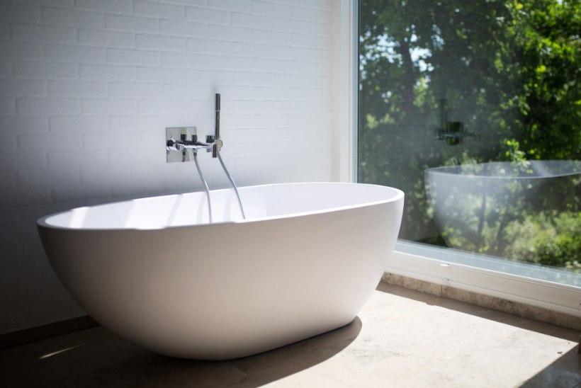 Vann või dušš? Pott seinal või põrandal? Vannitoadilemmad leiavad lahenduse