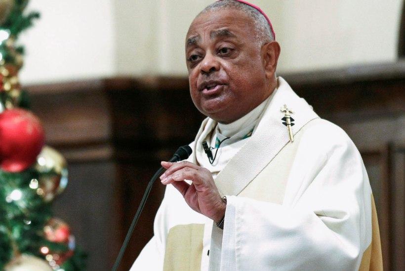 Paavst nimetas ametisse esimese USAst pärit mustanahalise kardinali
