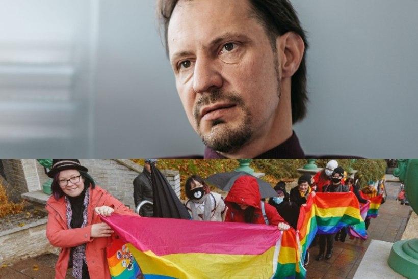 Miks pole sotside esimees Indrek Saar roheliste abielupetitsioonile alla kirjutanud?
