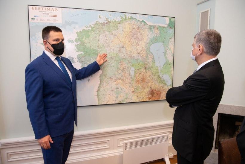 """Põlluaas ja Ungari kolleeg arutasid konservatiivide saatust: """"Meile proovitakse peale suruda ühte kindlat ideoloogiat!"""""""