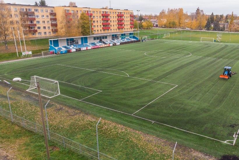 Jalgpalliväljakud püsti kogukonna abiga? Tartlased näitavad eeskuju